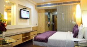Hotels near Delhi airport for a short stay